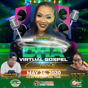 D.H.A Virtual Gospel Concert